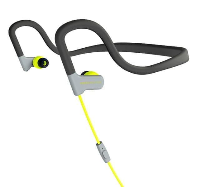 Energy Sistem Earphones Sport 2, žlutá