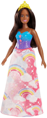 Mattel księżniczka Barbie - żółta