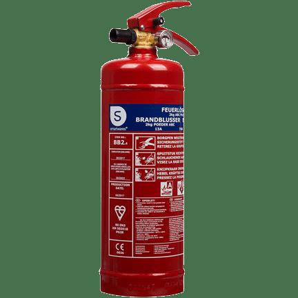 Smartwares Práškový hasicí přístroj 2 kg