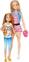 Mattel Barbie nővérek - Barbie & Stacie