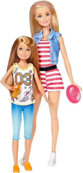 Mattel Barbie sestry - Barbie & Stacie