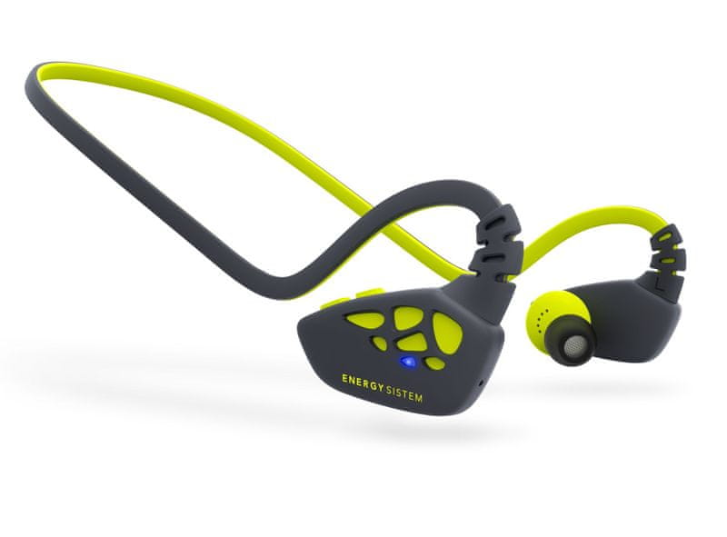 Energy Sistem Earphones Sport 3 Bluetooth, žlutá