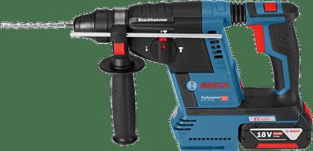BOSCH Professional akumulatorsko vrtalno kladivo GBH 18V-26 F