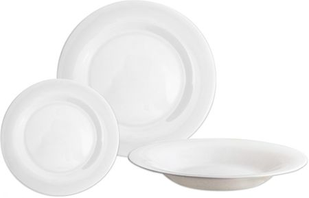 TORO zestaw obiadowy Elba, 18 elementów