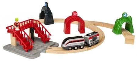Brio SMART TECH železniški promet