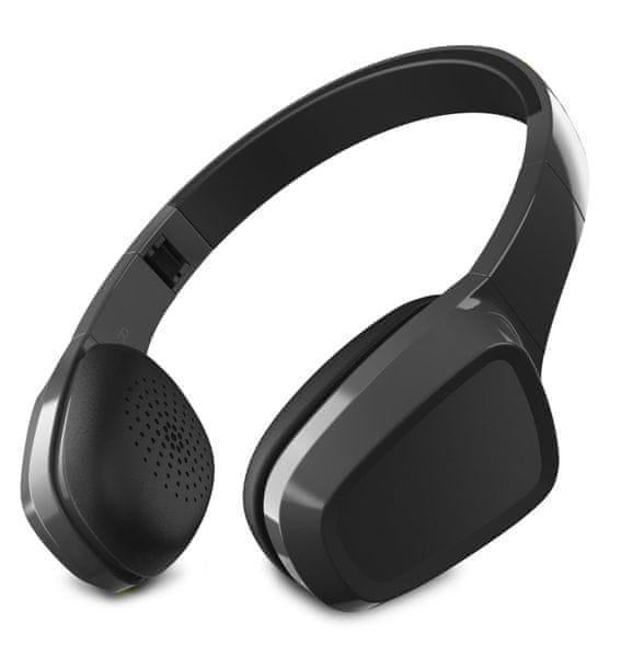Energy Sistem Headphones 1 Mic, černá