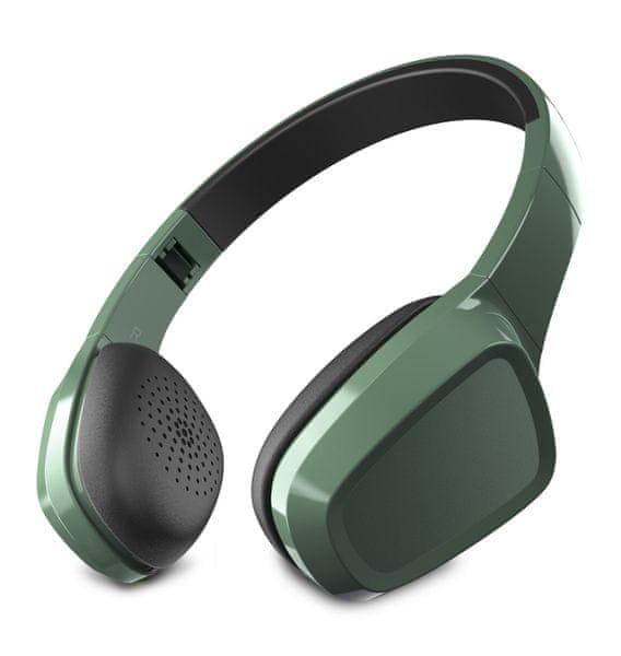Energy Sistem Headphones 1 Mic, zelená