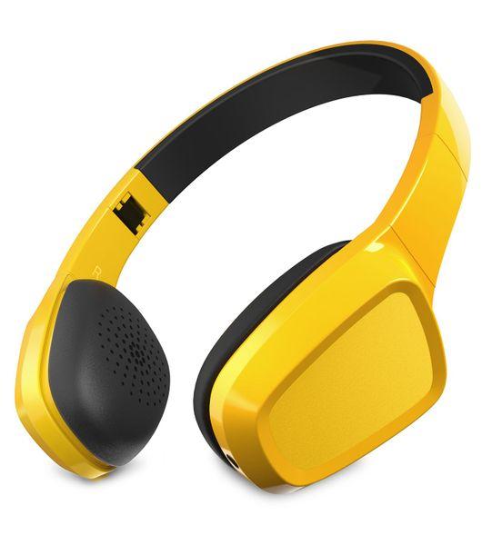 Energy Sistem Headphones 1 Mic, žlutá