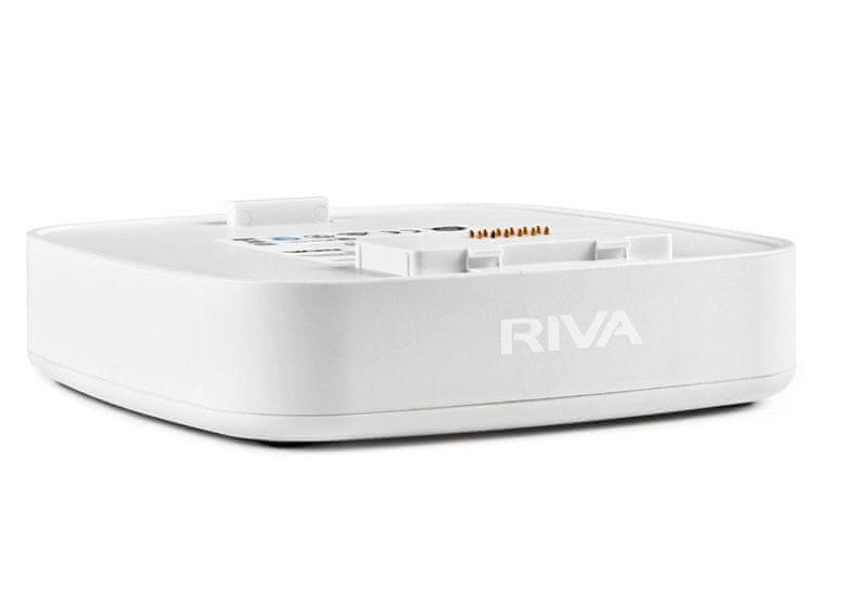 RIVA Arena externí baterie, bílá