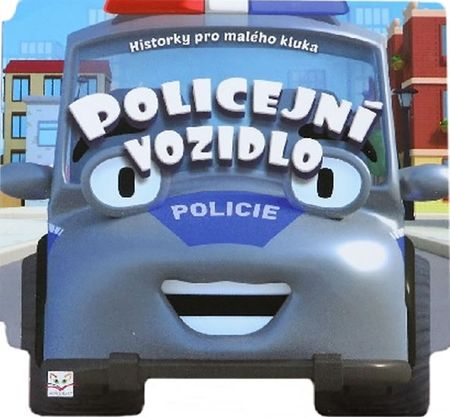 Wasilewicz Gražyna: Historky pro malého kluka - Policejní vozidlo