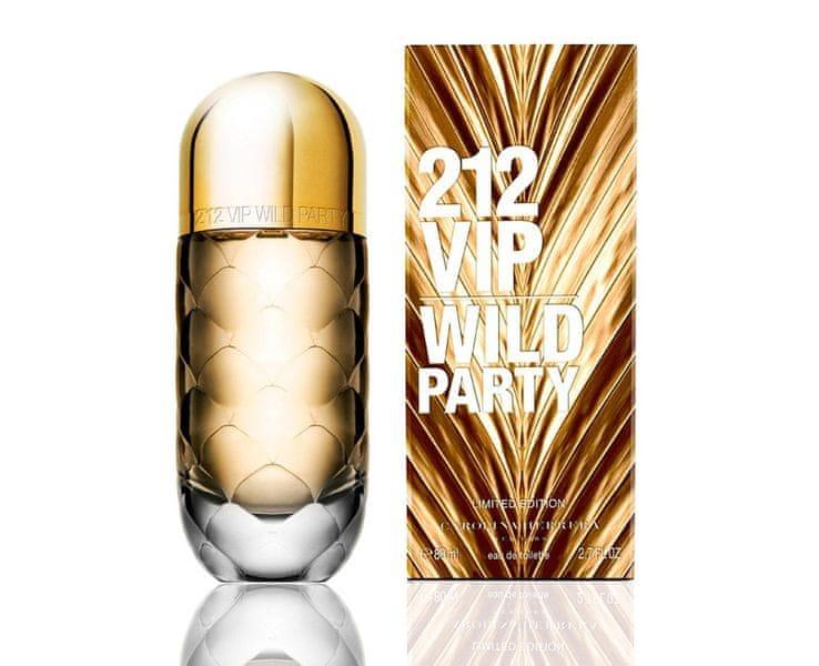 Carolina Herrera 212 VIP Wild Party - EDT 80 ml