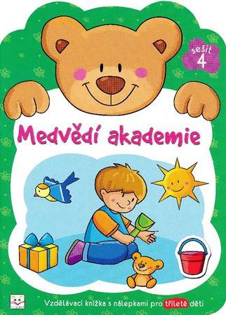 Podgórska Anna: Medvědí akademie sešit 4