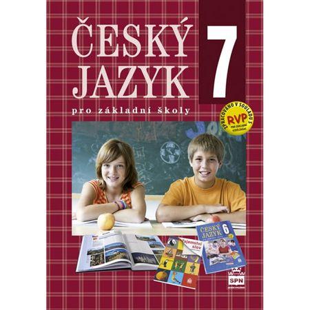 Hošnová a kolektiv Eva: Český jazyk 7 pro základní školy