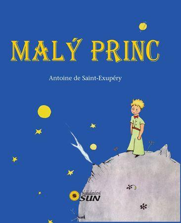 de Saint-Exupéry Antoine: Malý princ