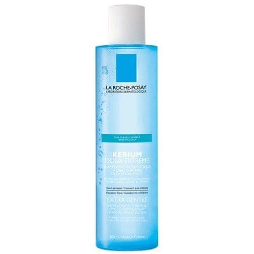 La Roche - Posay Jemný fyziologický šampon Kerium (Extra Gentle Physiological Shampoo) (Objem 400 ml)