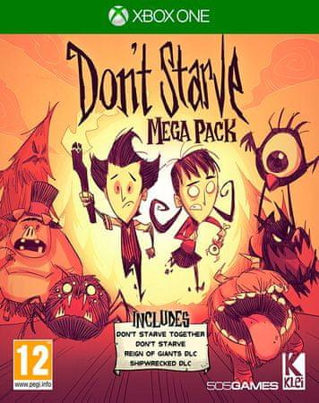 505 Gamestreet igra Don't Starve Mega Pack (Xbox One)