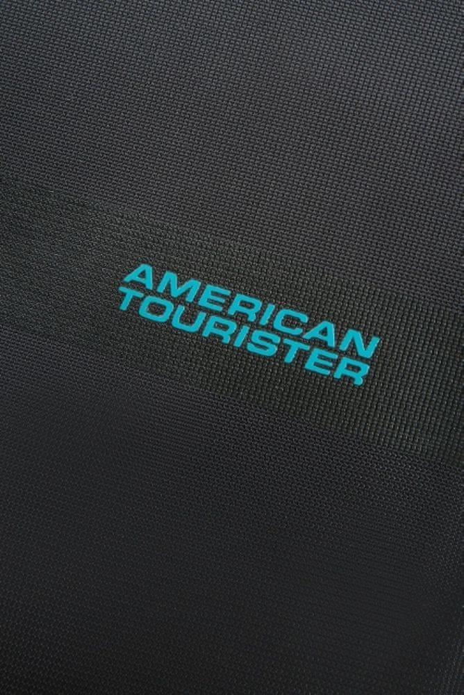 American Tourister Herolite 74, černá