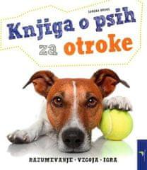 Sandra Bruns: Knjiga o psih za otroke