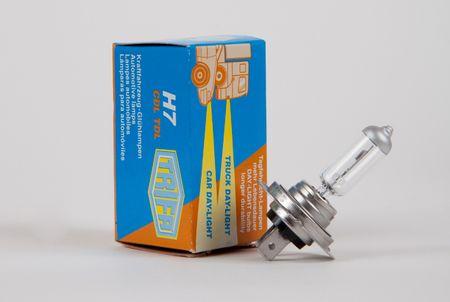 TRIFA avto žarnica TRACK DAY LIGHT, H7/70W TDL, 24V, 1 kos