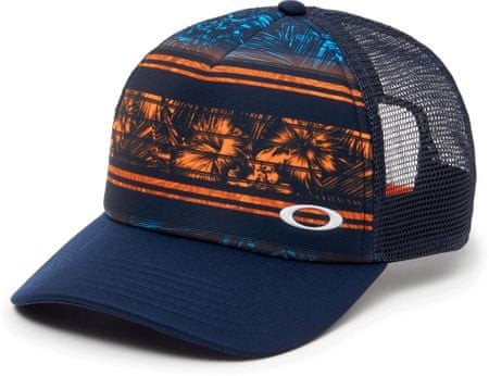 Oakley kapa Mesh Sublimated Trucker Update Neon Orange