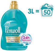 Perwoll Care & Refresh 3 l (50 praní)