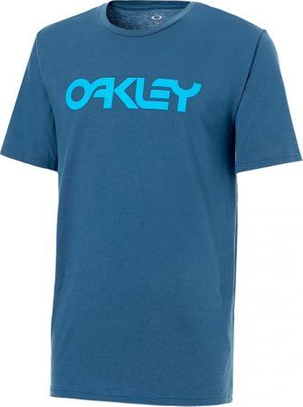 Oakley majica 100C-Mark II Teem, Ensign Blue, S