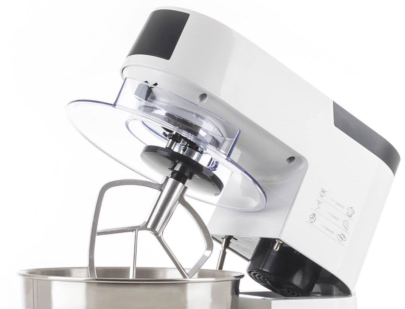 Planetární systém míchání, Kuchyňský robot Promesso White
