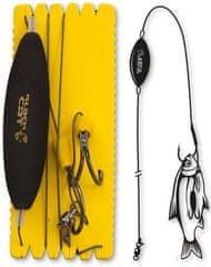 Black Cat Sumcový Návazec U Float Ghost Rig 100 kg 180 cm