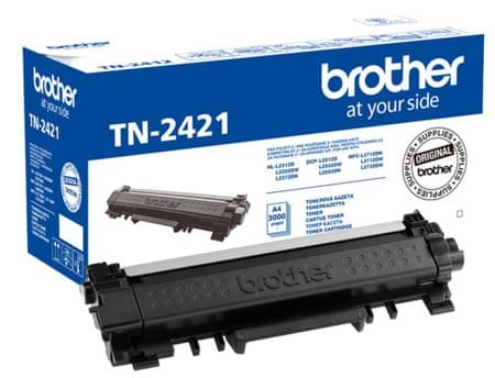 Brother toner TN2421, črn