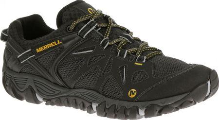 Merrell moški čevlji All Out Blaze Aero Sport, Black, 46,5