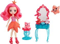 Mattel Enchantimals Starling Starfish - Idyl & Rypple