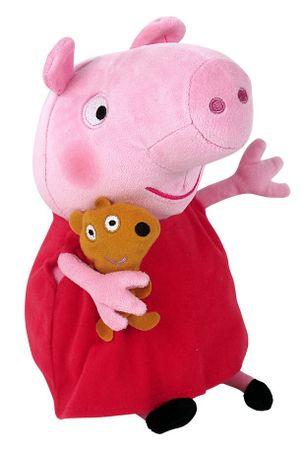 TM Toys Peppa Pig - Pluszowa Peppa z przyjacielem 35,5 cm