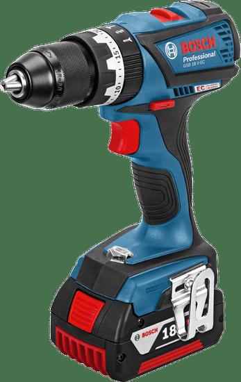 BOSCH Professional udarni vrtalni vijačnik GSB 18 V-EC (06019E904)