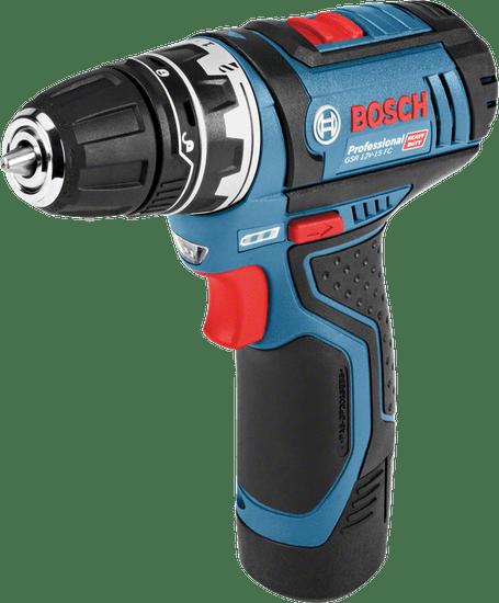 BOSCH Professional akumulatorski vrtalni vijačnik GSR 12V-15 FC (06019F6001)