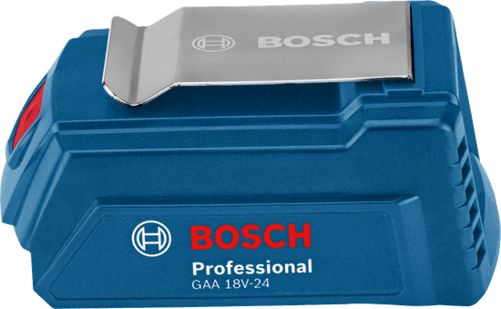 BOSCH Professional USB polnilnik GAA 18V-24