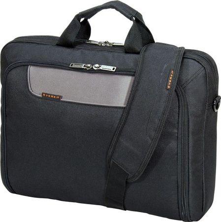 """Everki torba za prenosnik Advance, 44 cm (17,3""""), črna"""