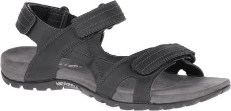 Merrell moški sandali Sandspur Rift Strap, Black, 42