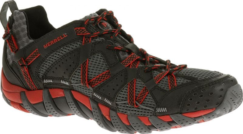 Merrell Waterpro Maipo Black/Red 9 (43,5)