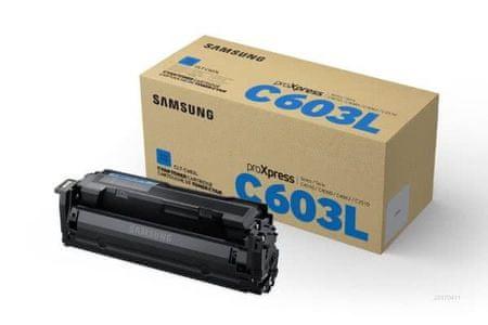 Samsung toner CLT-C603L, cyan