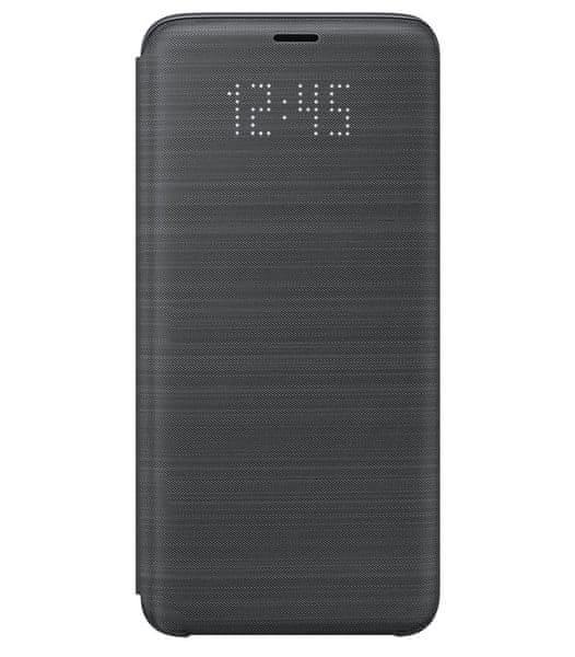 Samsung Flipové pouzdro LED View pro Samsung Galaxy S9 (EF-NG960PBEGWW)