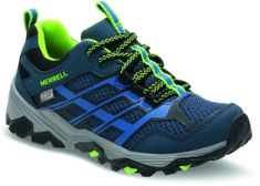 Merrell Moab Fst Low Wtpf Jr