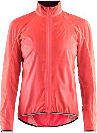 Craft kurtka rowerowa damska Lithe, pomarańczowy S