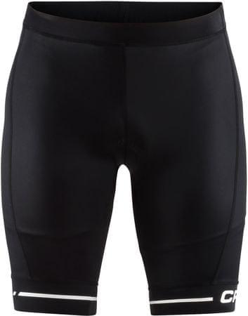 Craft Rise kerékpáros nadrág , fekete fehérrel XL