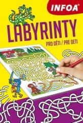 Labyrinty pro děti / Labyrinty pre deti