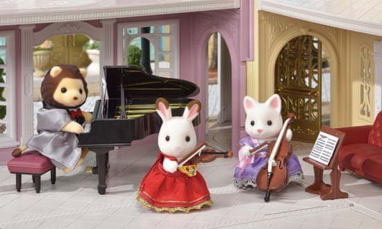 Sylvanian Families Zajčica violinistka