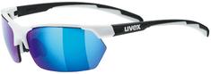 Uvex Sportstyle 114 White Black Mat (8216)