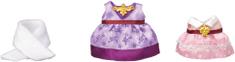 Sylvanian Families zestaw sukienek 6020