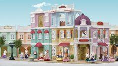 Sylvanian Families Város – Nagy áruház 6022 ajándék készlet
