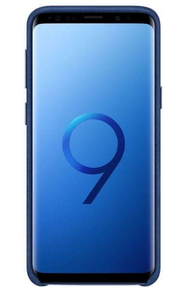 Samsung Zadní kryt - kůže Alcantara pro Samsung Galaxy S9 (EF-XG960ALEGWW)