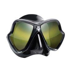 Mares Maska dvouzorníková X-VISION ULTRA LS ZRCADLOVÁ SKLA